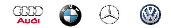 ドイツ車ロゴ