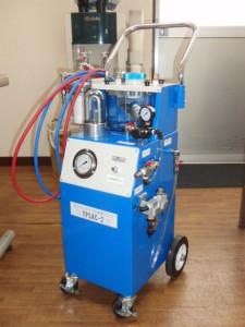 エアコンサイクル洗浄機